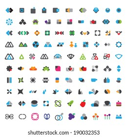 Unusual Icons Set - Isolated On White Background - Vector Illustration, Graphic Design Editable For Your Design.