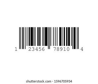 UPC-A Barcode Standards Sample UPC A