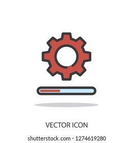 update system icon vector