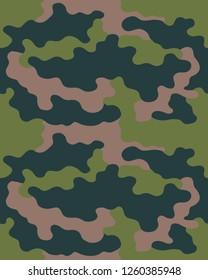 Urban camouflage design.Seamless vector wallpaper.
