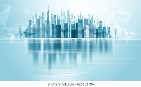 Urban Landscape City