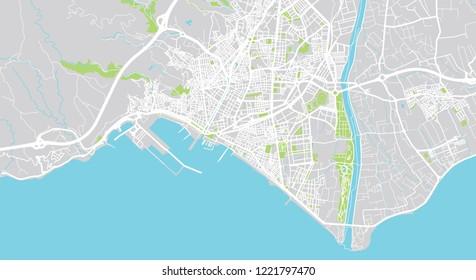Map Of Spain Almeria.Ilustraciones Imagenes Y Vectores De Stock Sobre Almeria Spain