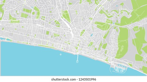 Map Of England Brighton.Brighton England Stock Vectors Images Vector Art Shutterstock