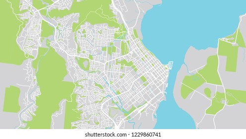 Australia Map Cairns.Vectores Imagenes Y Arte Vectorial De Stock Sobre Australia Cairns