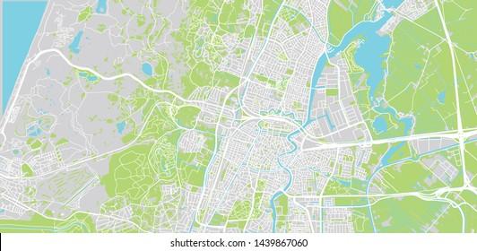 Imágenes, fotos de stock y vectores sobre Haarlem Map ...