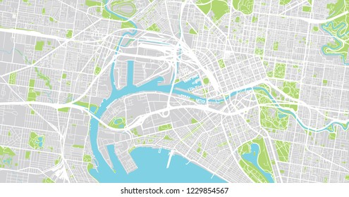 Australia Map Melbourne.Melbourne Map Images Stock Photos Vectors Shutterstock
