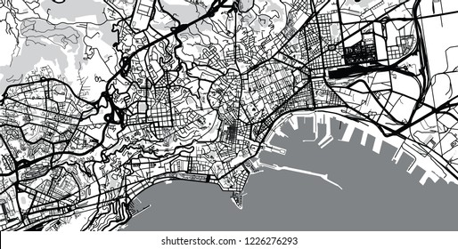 Naples Italy Park Stock Vectors, Images & Vector Art | Shutterstock