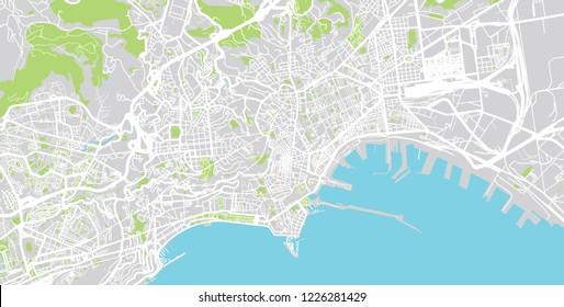Naples Map Images, Stock Photos & Vectors | Shutterstock