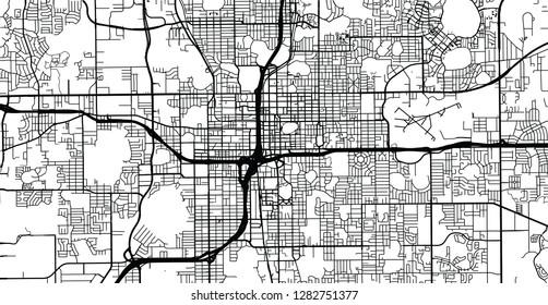 Orlando Florida On Us Map.Vectores Imagenes Y Arte Vectorial De Stock Sobre Orlando Florida