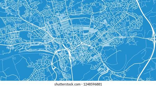 Preston England Map.Preston Map Images Stock Photos Vectors Shutterstock
