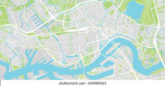 Rotterdam Map Images, Stock Photos & Vectors | Shutterstock