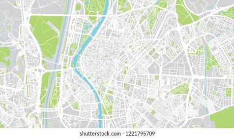 1000 Sevilla Mapa Stock Images Photos Vectors Shutterstock