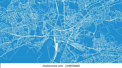 Warrington, Uk Stock Vectors, Images & Vector Art | Shutterstock