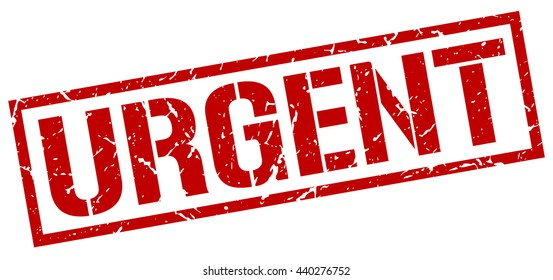 urgent stamp.stamp.sign.urgent.