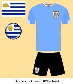 more photos 04d94 4a241 Uruguay Soccer Images, Stock Photos & Vectors   Shutterstock