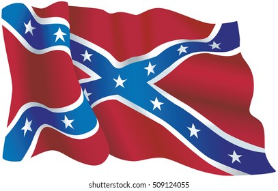 US Confederate flag
