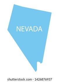 Nevada Shape Images Stock Photos Vectors Shutterstock