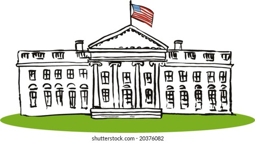 The US White House