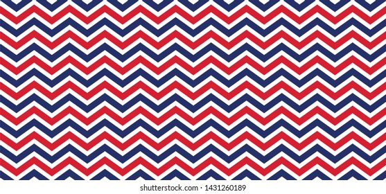USA flag style seamless pattern blue  red background Happy star stars vector fun funny 4th fourth of july American Independence Patriotic Memorial Veterans Labor Armed forces day united states banner