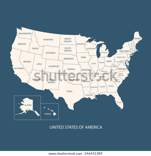 Usa Map Name Countriesunited States America Stock Vector ... United States Map Names on state flags names, florida names, map with names, europe map names, china map names, asia map names, russia map names, middle east map names, new york names, full state names, us map names, great lakes map names, virginia names, africa map names, usa names, state capitals and names, guatemala map names, california map names, us state names, south america names,