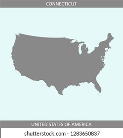 Usa Map Images Stock Photos Vectors Shutterstock