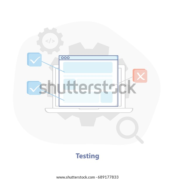 Usability Evaluation Software Testing Searching Bug Stock