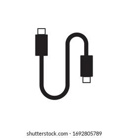 USB ICON , PORTABLE ICON VECTOR