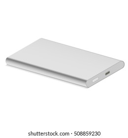 USB Type-C device concept (Powerbank/HDD)