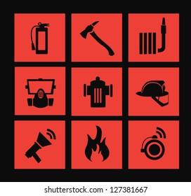 Useful Fire Serivice con set