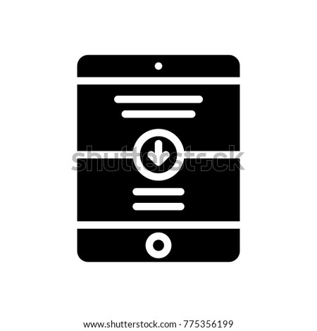 Prime User Experience Tablet Scroll Stock Vector Royalty Free Download Free Architecture Designs Rallybritishbridgeorg