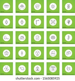 User interface Icon set for web and mobile applications