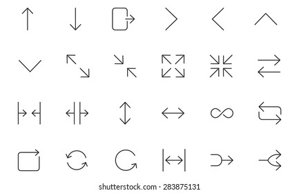 User Interface Icons 24