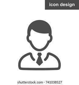 User man icon