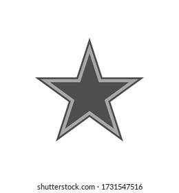 USSSR air force roundel. Military symbol. Vector Illustration