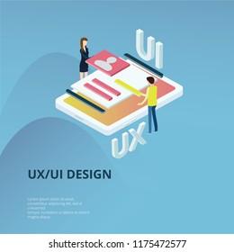 UX UV Concept