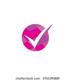 V Letter Logo Template vector  design