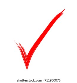 V mark sign