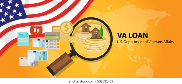 VA Loan mortgage loan in the United States guaranteed by the U.S. Department of Veterans Affairs