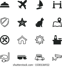 vacancy vector icon set such as: windsurfer, shield, fly, surf, lunch, video, exotic, party, cook, art, strong, serving, receptionist, navigation, board, person, surfing, rope, aquatic, place, tour