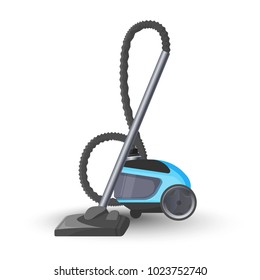 Vacuum cleaner electrical apparatus collects dust and small particle