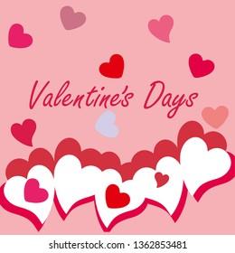 valentin day backraund