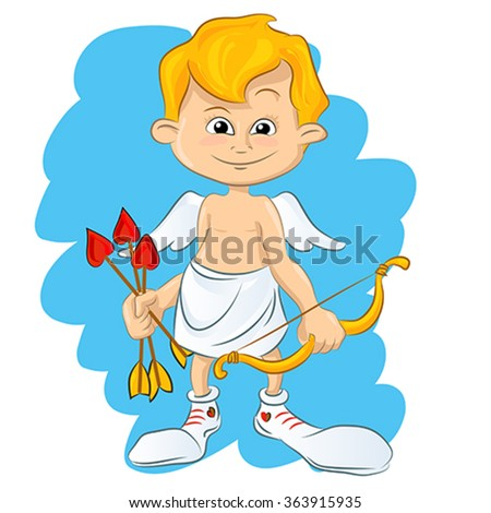 cupid pictures for kids