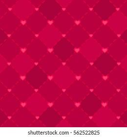 Valentine pattern. Love pattern