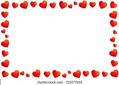 Valentines Day Background .
