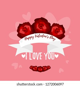 Valentines Day Flowers Images Stock Photos Vectors Shutterstock