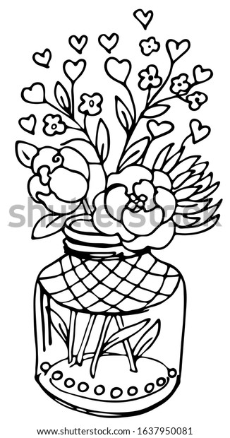 Love hearts - Anti stress Adult Coloring Pages | 620x326