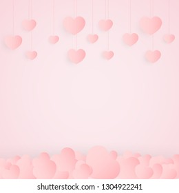 Valentine's Day. love background. Background. Wallpaper. Beautiful love card.