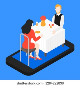 Dialog Speed Dating en Espagnol