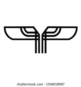Valkyrie Wings Images Stock Photos Vectors Shutterstock