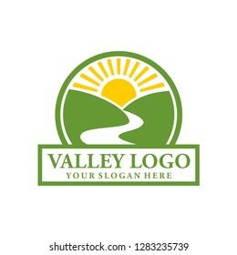 Valley Logo Design Inspiration